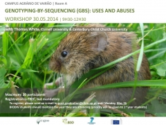 Workshop Genotyping-by-sequencing (GBS): Uses and abuses